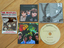 THE BEATLES ALTERNATIVE (WORKING VERSION) OF RUBBER SOUL DEMO CD MINT + EXTRAS