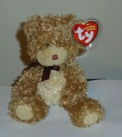 Ty Beanie Baby - BEARY MUCH the Bear (Internet Exclusive) MINT with MINT TAGS
