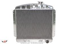 POLISHED KKS 3 ROWS ALUMINUM RADIATOR FOR 1949-1954 CHEVY CARS V8 engine