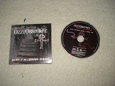 HOMENAJE OZZY OSBOURNE- MAMA I´M COMING HOME  CD SINGLE  PROMOCIONAL