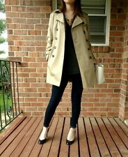 Banana Republic Classic Trench Coat Petite XS