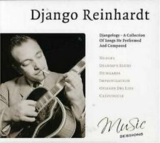 Django Reinhardt Djangology-A collection of songs he performed and compos.. [CD]