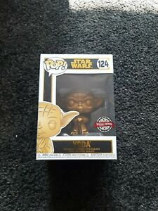 Star Wars - Yoda  124 Special Edition - Funko Pop! - Vinyl Figur