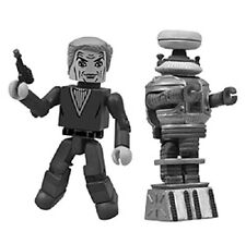 SDCC 2013 Exclusive Lost in Space Black and White Minimate 2-Pack Diamond