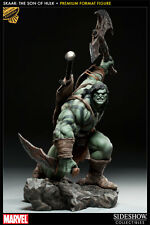 Sideshow Skaar Hijo de Hulk Premium Formato Estatua Exclusivo Nuevo Marvel