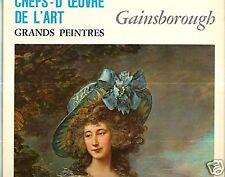 GAINSBOROUGH = Grands Peintres & Chefs-d'oeuvre de l'art + N° 68