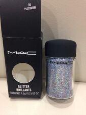 MAC Glitter 3D Platinum