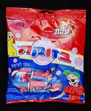 bazooka joe chewing gum Joke in gum israel 28pc in Pack
