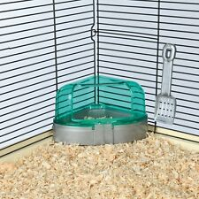 NEW Trixie Corner Toilet With Roof For Mice & Hamsters