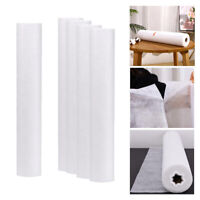 5 Rolls 250 Pcs Non Woven Disposable Waxing Bed Roll Sheet Massage Table Cover