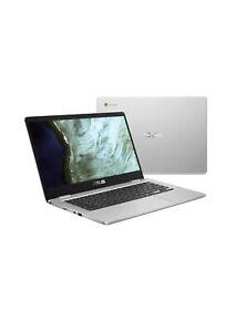 """ASUS C423 14"""" Celeron 4GB/64GB Chromebook"""