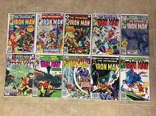 1982-91 Marvel Comics IRON MAN Issues # 92-272 Set Of 80 Comic Books MINT!