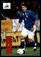 Panini France 98 Card - Dino Baggio Italia No. 44