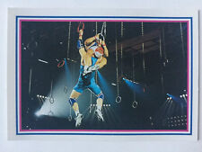Merlin Collections 1992 Gladiators Sticker Number 215 Hang Tough