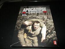 """COFFRET 3 DVD """"APOCALYPSE : LA 1ERE PREMIERE GUERRE MONDIALE"""" serie documentaire"""