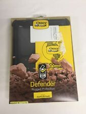 OtterBox Defender Series Case For iPad Pro 9.7 inch Black- Damaged Edge See Det