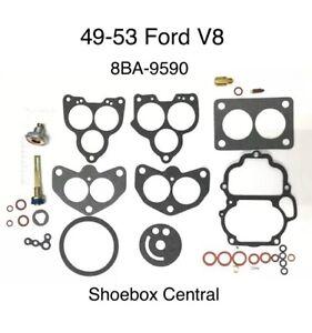 1949-53 Ford V8 Carburetor Rebuild Kit