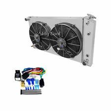 Centurion DF Radiator, Aluminum Fan Shroud,Fan(s) & Relay Wiring Kit 161
