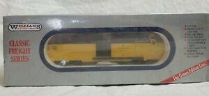 WILLIAMS #96 CLASSIC FREIGHT CAR CHESAPEAKE & OHIO BOXCAR No. 9476 - NEW in BOX