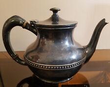 REED & BARTON Silver Soldered 348 Tea Pot