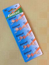 50 piece AG7 LR927 395 399 SR927 SR57 G7 Card 1.5V Alkaline button battery