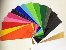 Self Adhesive Vinyl Stripes Choice of 17 Colours 10m Roll 200mm CAR BOAT CARAVAN