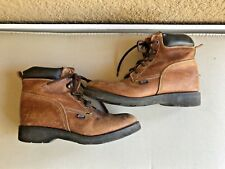 Justin Western Cowboy Roper Boots Youth Boy's US 4.5D (Women's 5.5)