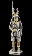 Étain Figurine - Samouraï Guerrier Fumisato avec Lance - Veronese Collector