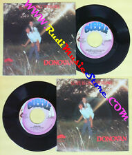 LP 45 7'' DONOVAN Love is only feeling The hills of tuscany 1982 no cd mc dvd*