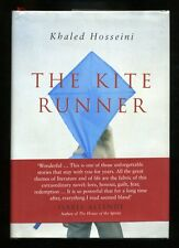 Khaled Hosseini - The Kite Runner; SIGNED 1st/1st
