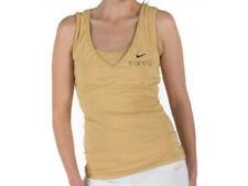 Vêtements et accessoires de fitness jaunes Nike