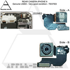 """iPhone 6 4.7"""" REAR BACK CAMERA WITH FLEX GENUINE ORIGINAL APPLE REPLACEMENT PART"""