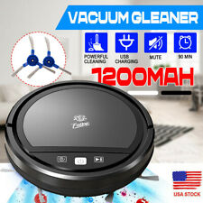 US Pro Smart Robotic Vacuum Cleaner Dry Wet Sweeping Cleaning Machine Smart Navi