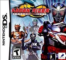 Kamen Rider: Dragon Knight - Nintendo DS Game - Game Only