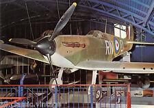 Postcard 497 - Aircraft/Aviation Supermarine Spitfire R.A.F.