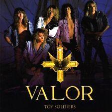 Valor - Toy Soldiers  RARE  (Danger Danger, Winger, Lynch Mob)