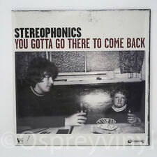 Stereophonics You gotta go there to come back Sealed Double vinyl LP