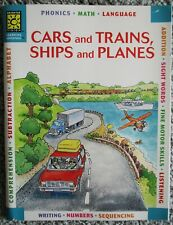 Brighter Vision Learning Adventures Cars & Trains, Ships & Planes Abps-Blk12