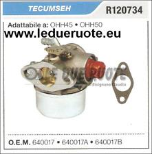 CARBURATORE MOTORE TECUMSEH CROCKE DELL/'ORTO 20//13 MOTORI RASAERBA 3,5 A 4,5 HP