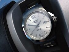 Longines Conquest Automatic Diver 300 mt  Watch with Band 41mm300m  L3.658.4