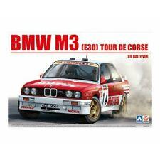 Beemax / Aoshima BMW M3 E30 '89 Rally Tour De Corse 1:24 Model Kit