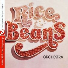 Rice & Beans Orchestra (2013, CD NEUF) CD-R