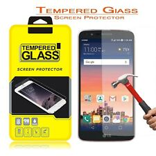 For LG Phone Tempered Glass Screen Protector Real Premium Clear Film Cover