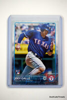 Joey Gallo RC 2015 Topps Update IS103 Texas Rangers