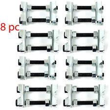 8 pc Mini Coil Spring Compressor Adjustable Spring Struts Shocks Adjuster Tool