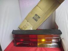 1979 79 80 Dodge Omni 2 Door Tail Light W/ Chrome Accents NOS MOPAR 5207587