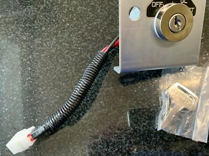 Kubota Ignition Switch - Genuine Component, Brand new.