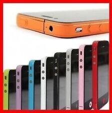Fundas Para iPhone 4 de piel para teléfonos móviles y PDAs