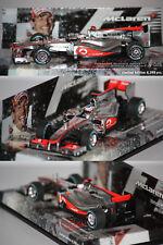 1 43 Minichamps McLaren Mp4-25 GP Australia 2010 Button