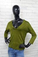 Maglia HUGO BOSS Donna Taglia Size XL Shirt Woman Camicia Polo PARI AL NUOVO